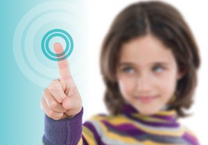 ievo rebrand advertisement of fingerprint reader full size