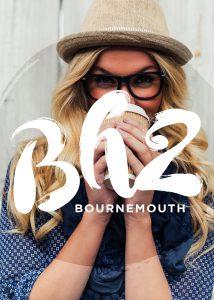 BH2 Bournemouth brand logo half size