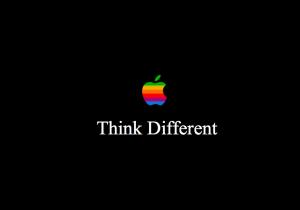 Think Different logo