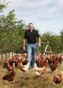 The Good Egg Fellas farmer