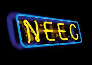 NEEC branding logo