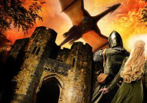 Alnwick Castle Summer campaign