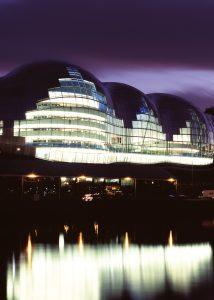 The Sage Gateshead half size