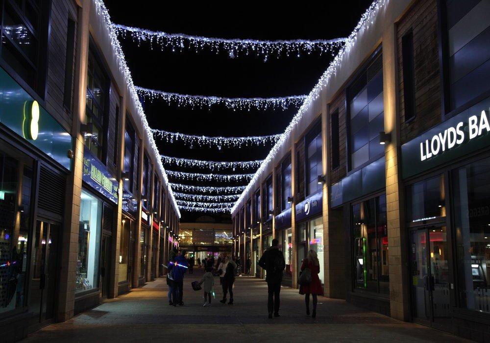 Trinity Square Shopping Gateshead