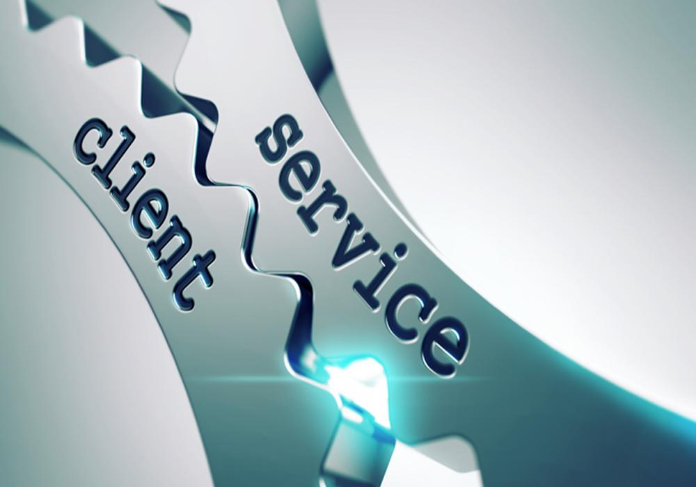 Client services text