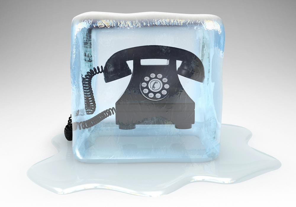 cold-calling icon