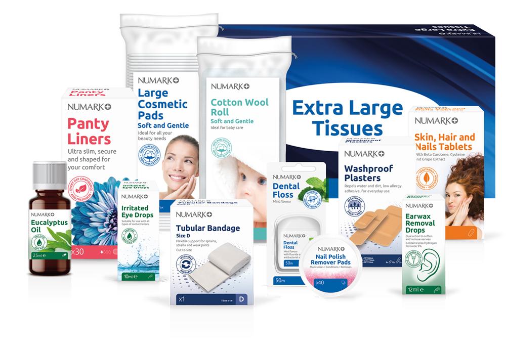Pharmaceutical brand