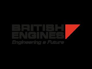 British Engines Logo in colour