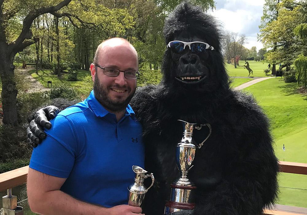 But… It's spelt Guerilla, not Gorilla?!