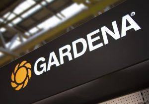 Gardena brand logo